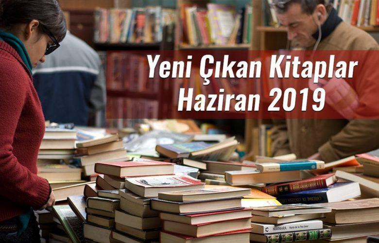 Haziran yeni kitaplar