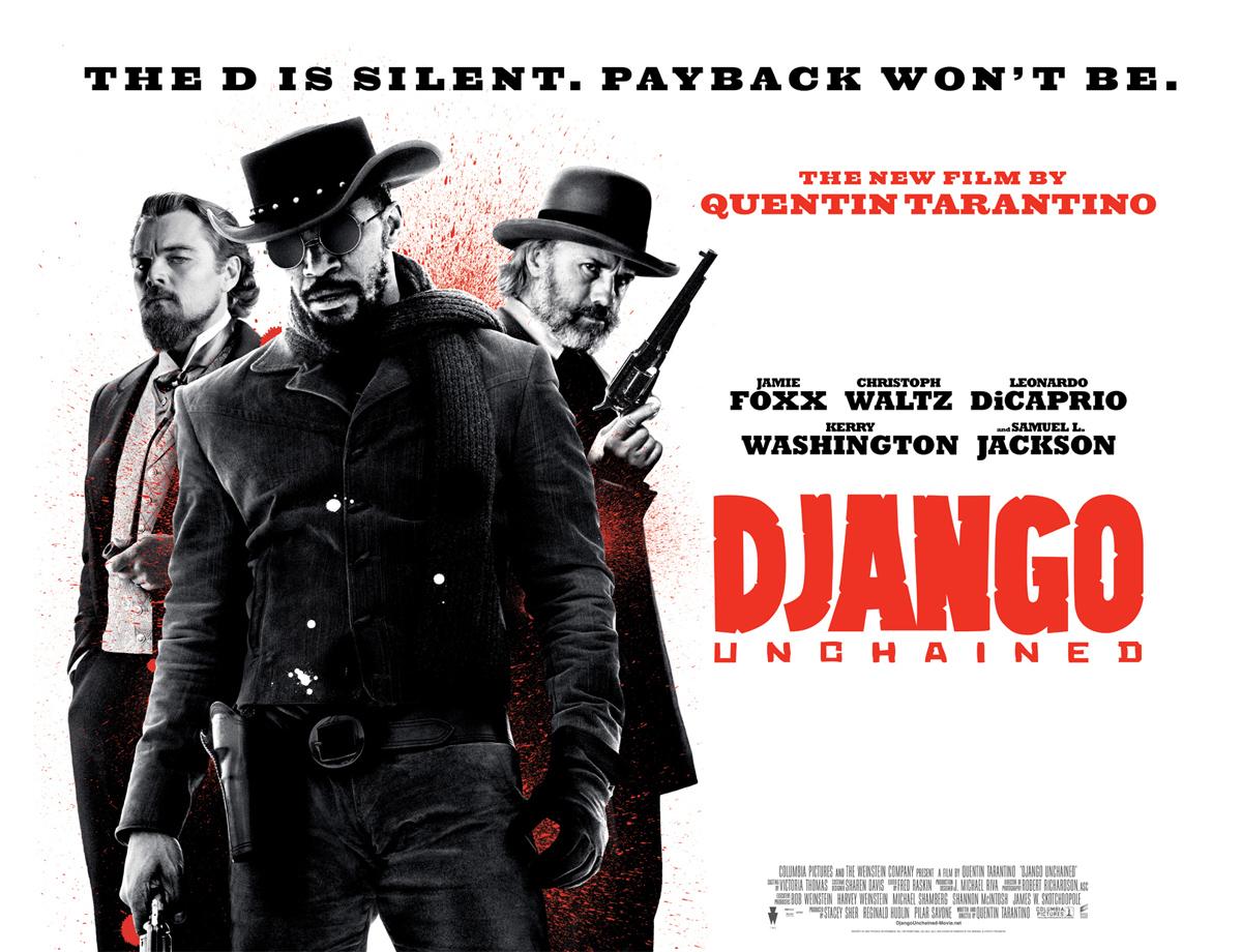 Tarantino'nun objektifinden kölelik: Zincirsiz 'Django '