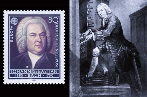 Joann Sebastian Bach hakkında kısa bilgiler
