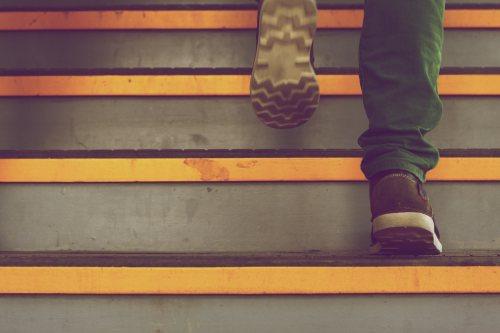Başarının üç adımı