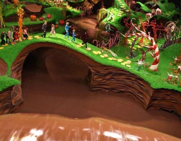 Willy Wonka'nın Fabrikası (Charlie'nin Çikolata Fabrikası)