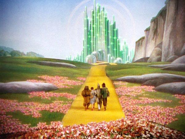 Emerald Şehri (Oz Büyücüsü)