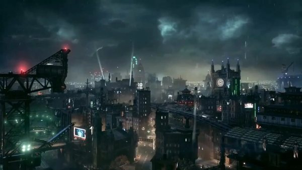 Gotham Şehri (Batman Serisi)