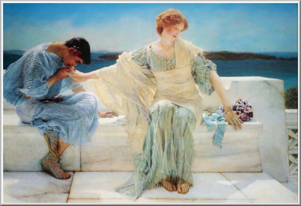 Pyramus ile Thisbe'nin ölümsüz aşkı