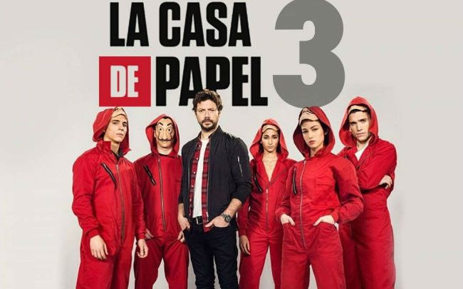 Photo of La Casa de Papel – 3. Sezon