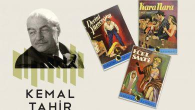 """Photo of Kemal Tahir sayesinde """"bizden olan"""" ünlü özel dedektif. Mayk Hammer"""